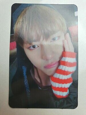 BTS You Never Walk Alone YNWA Official Photo Card V TAEHYUNG