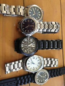 Guess watches and others