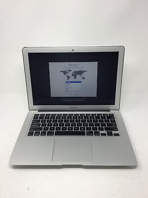 "Apple MacBook Air 2015 13"" Laptop - MJVE2LL/A BTO 2.2GHz Core i7 8GB 128GB SSD"