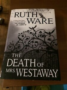 The Death of Mrs.Westaway by Ruth Ware