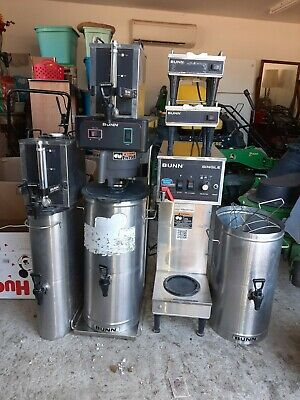 Commercial Automatic Coffeetea Brewer Warmers Dispensers