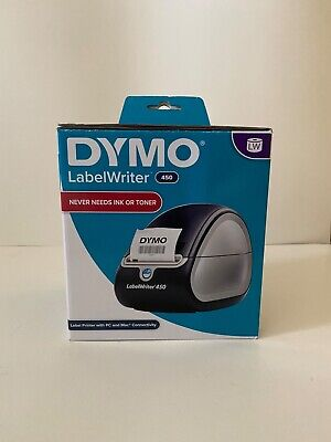 Dymo Label Writer 450 Thermal Label Printerwith 1000 Label Rollused Only Once
