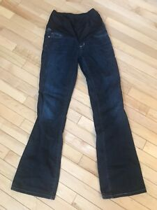 Citizens of humanity maternity jeans size 26 EUC