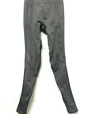 Lululemon Zone In Tight Black Compression Skinny Full Length Legging Size 0 / Xs