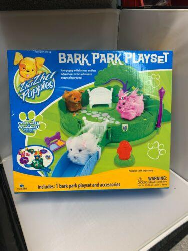 Zhu+Zhu+Puppies+Bark+Park+Pet+Toy+Playset+NEW