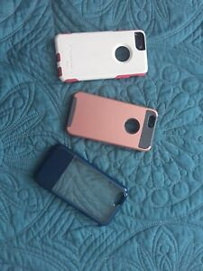 IPhone 5 cases. $10 for all three OBO