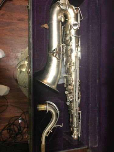 Buscher 1922 C Melody Saxophone Excellent Playing Condition