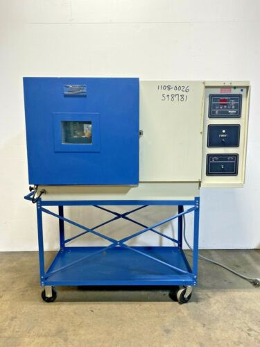Tenney BTRC THJR Temperature Humidity environmental test chamber -70 to +170 H5A