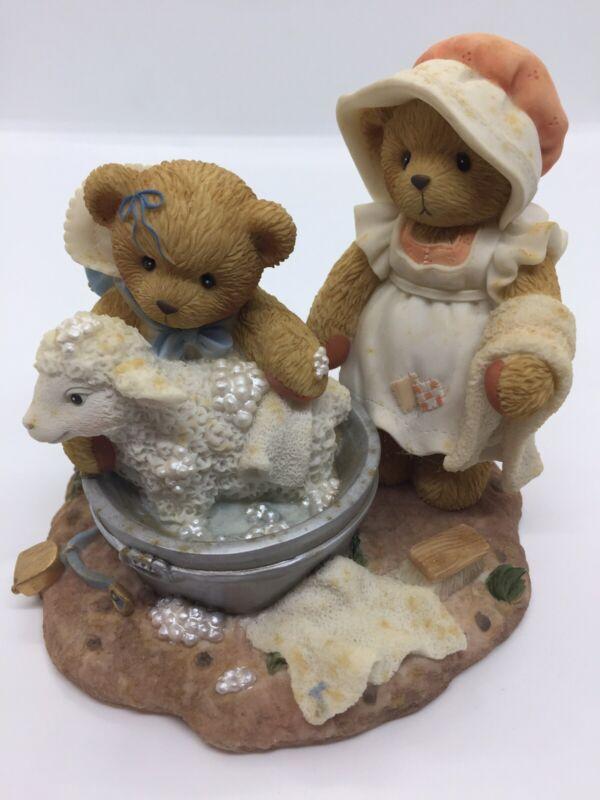 Cherished Teddies 2001 Deidre & Delilah & Timothy 847348