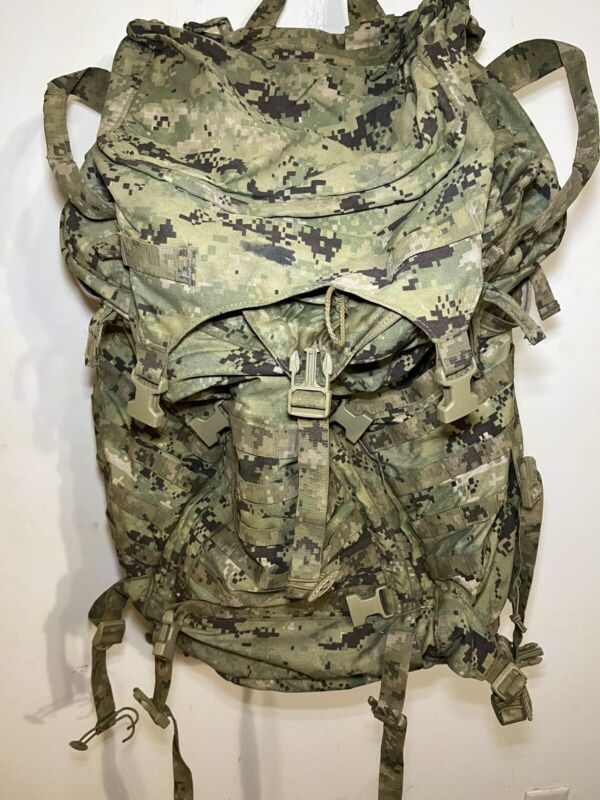 Granite Gear CHIEF Patrol Pack AOR2 Rucksack Bag 5500 cu in Navy SEAL SOCOM NSW