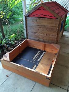 Frame for Children's Sandpit/Sandbox Kenmore Brisbane North West Preview