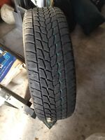 Winter tyres for sale(rims free)