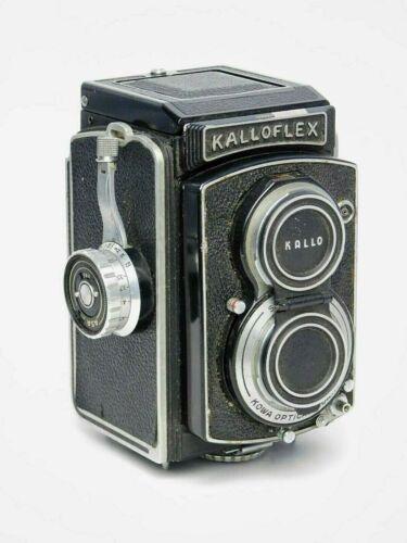 Vintage Kowa Kalloflex Automat K2 TLR Camera