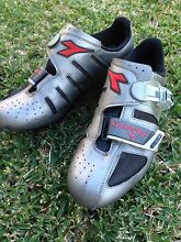 Wanted:                                                              Cycling shoes