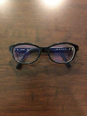 Valentino V2681 Black Designer Eyeglasses Frames (Valentino Eyewear)