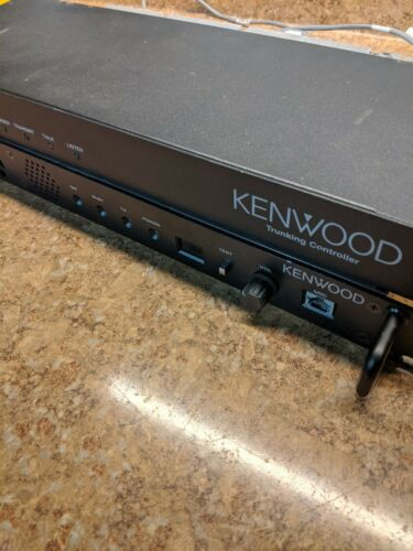 TKR-830 Kenwood repeater with Logic Controller
