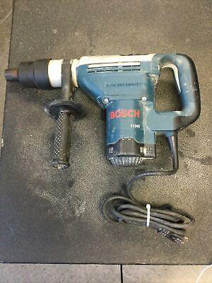 Bosch Rh540m 1-916 Inch Sds-max Combination Rotary Hammer - Blue