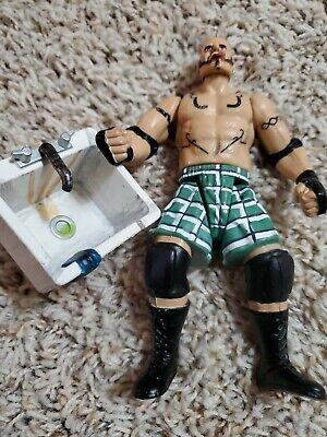 1999 WWF Jakks King of the Ring Break Down Droz Action Figure MOC WWE . Loose