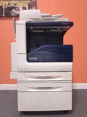 Xerox Workcentre 7830i Color Printer Scanner Copier 30ppm Laser Tabloid Ledger