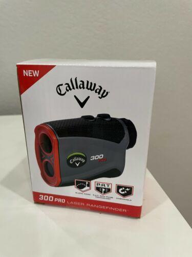 Callaway 300 Pro Laser Rangefinder with Slope Measurement **2021 MODEL**