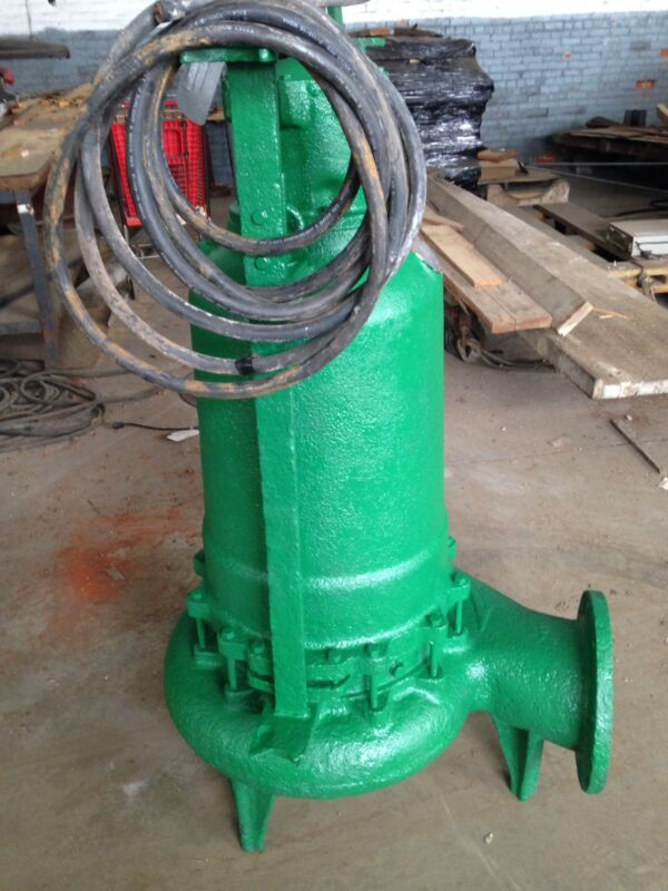 """Hydromatic Submersible Sewage Pump S8L2500M4-8  8"""" Discharge"""