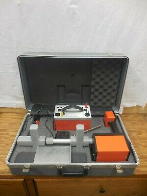 Metrotech 850 Pipe And Cable Utility Line Locator Case