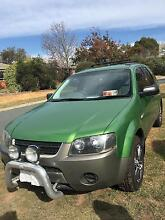 2005 Ford Territory Wagon 7 seater Rivett Weston Creek Preview