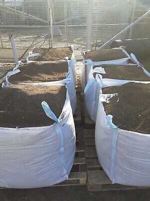 Hampshire Top Soil               10mm Graded. In bags of approx 0.6 m³