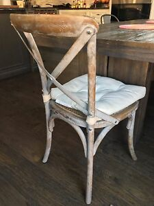 4 Dining Chairs - $100