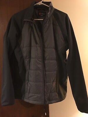 Harrahs Total Rewards Boulevard Unisex Full Zip Jacket Sz Large