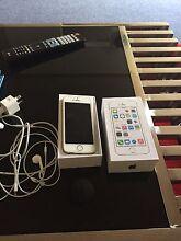 iPhone 5s 64gb gold for sale Harris Park Parramatta Area Preview