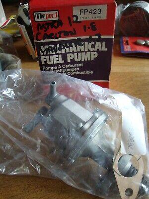 Fuel Pump Opel Kadett / Manta / Rekord Vauxhall Carlton / Cavalier FP423 NEW