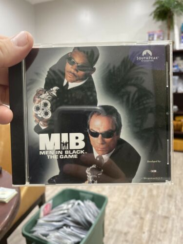 MIB Men In Black The Game PC CD-Rom Game Southpeak Interactive