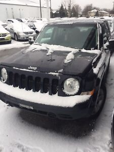 2011 Jeep Patriot  sports