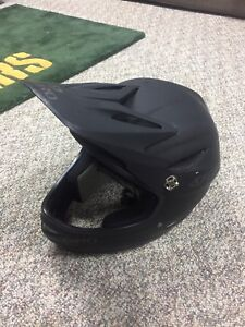 Giro full face bmx helmet