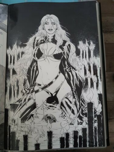 LADY DEATH COMMISSION BY don