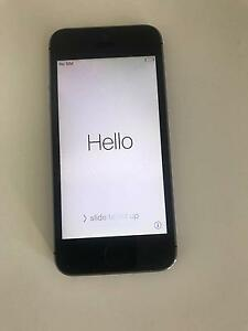 Iphone 5s - Black Great Working Condition Melbourne CBD Melbourne City Preview