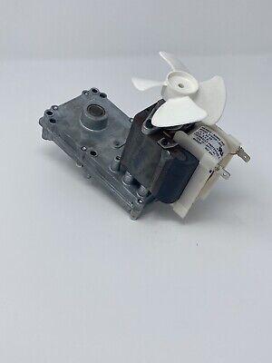 Gear Dispensing Motor With Fan For Scotsman Ice Machine Maker 12-2677-21
