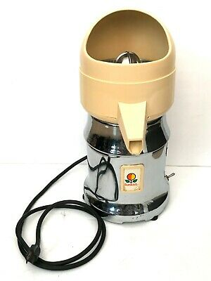 Vintage Sunkist Commercial Juicer - Juice Extractor Model 8-rb93 Nice