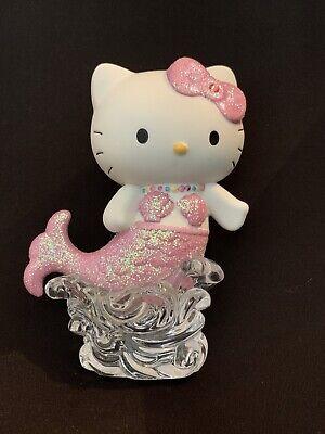 HELLO KITTY Precious Moments MERMAID #585 Limited Porcelain #d Figurine Sanrio
