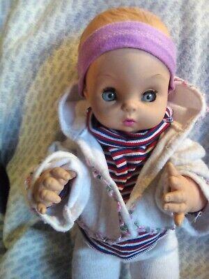 Rar Schnucklige Ratti Baby Puppe ❤ Vintage 60 er Made in italy  Doll  New Born. gebraucht kaufen  Hanau