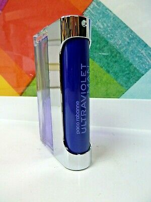 PACO RABANNE ULTRAVIOLET MAN EDT SPRAY 3.4 OZ / 100 ML NEW NO BOX