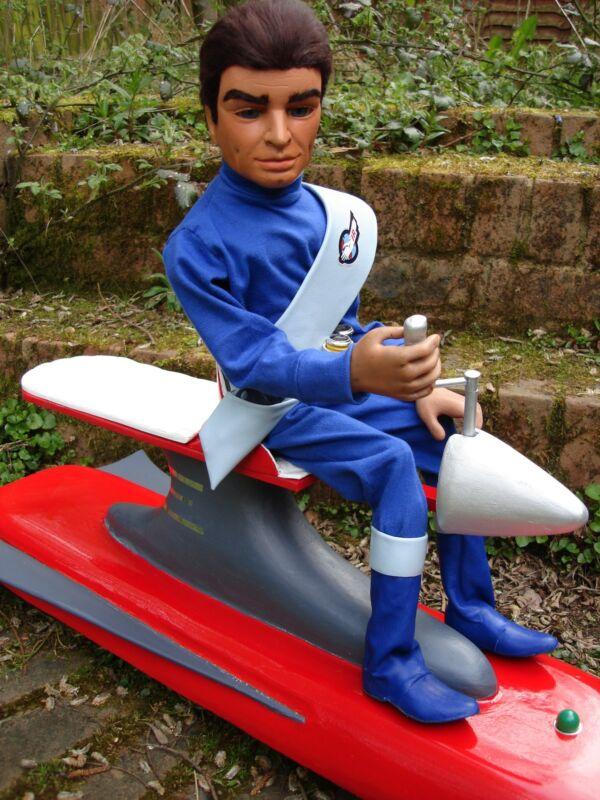 Gerry Anderson Thunderbirds SCOTT TRACY Studio Scale Puppet Replica KIT