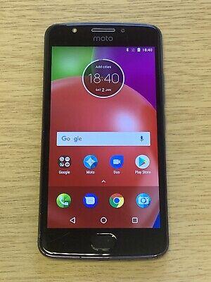 Motorola Moto E 4th Generation - 16GB - Iron Grey (Unlocked)