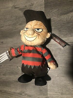 Freddy Krueger Animated walking And Talking HALLOWEEN A nightmare On Elm Street ](Freddy Krueger Animated)