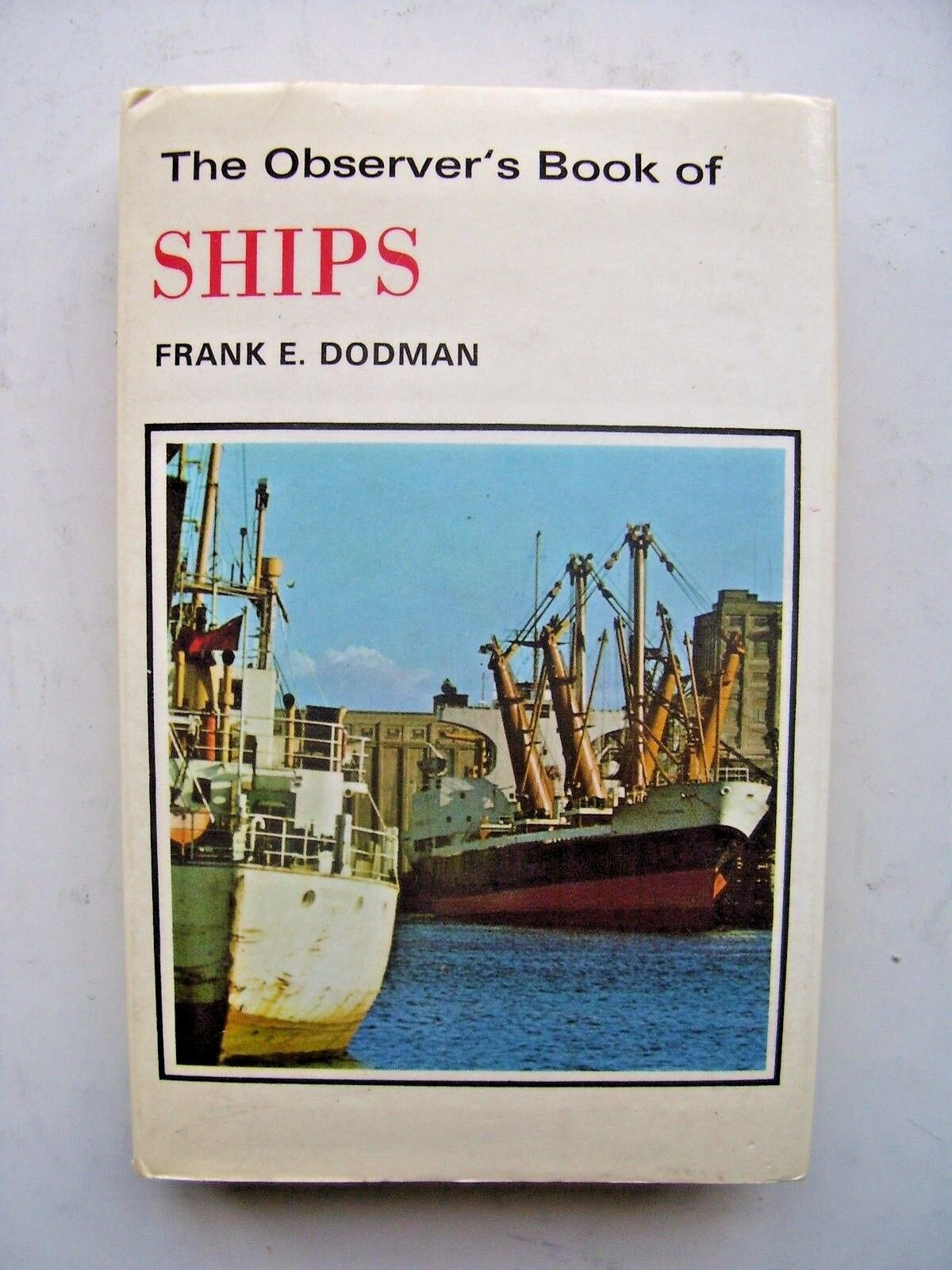 The Observer's Book of Ships (1975)
