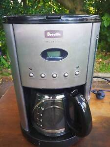 Breville filter coffee machine Seaforth Manly Area Preview