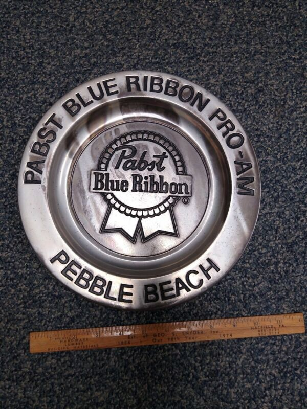 Pabst Blue Ribbon Pro-AM Plate Pebble Beach