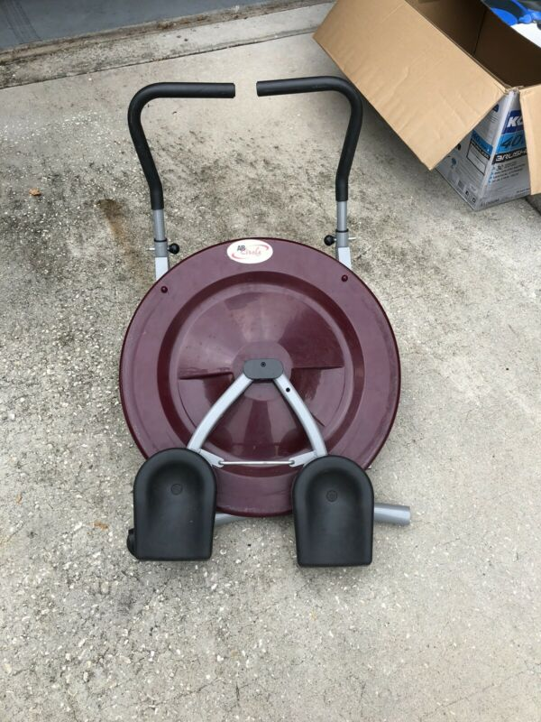 AB Circle Pro Great Working Condition