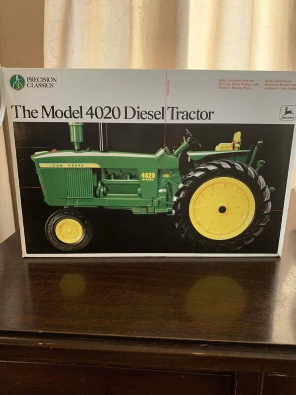 John Deere Precision Classics Model 4020 Diesel Tractor